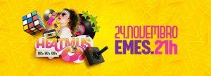 Espaço Emes - Heatmus @ Emes