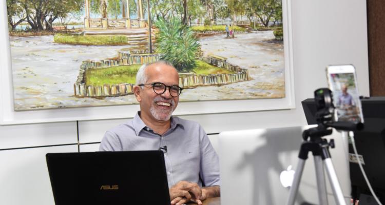 Edvaldo Nogueira Confirma Reveillon 2019