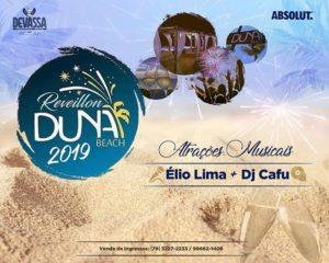 Réveillon 2019 - Duna Beach @ Sergipe   Brasil